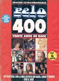 Tapa del número 400